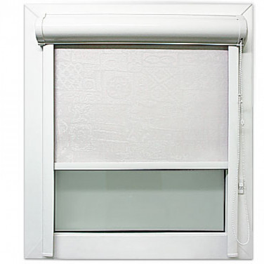 """Рулонные шторы """"Uni 2"""". Кассетная система жалюзи для всех видов окон"""
