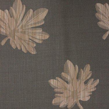 Портьерная ткань Maple серая