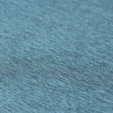 Портьерная ткань Matting синяя