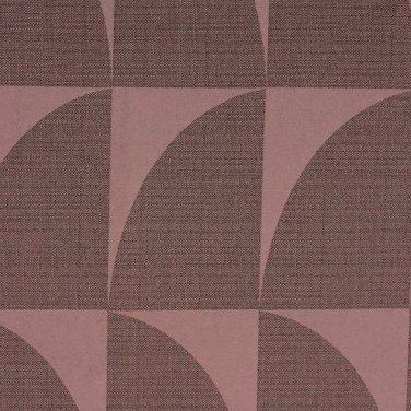 Портьерная ткань Circle фиолетовая