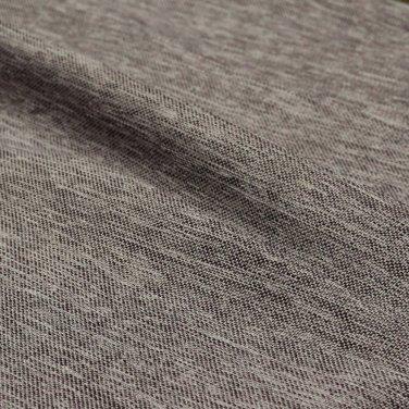 Портьерная ткань Matting серая
