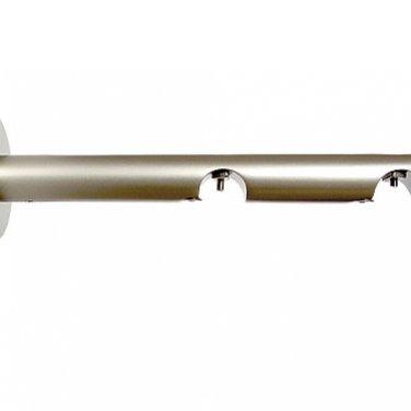 "Кронштейн прямой ""Глайдер"" двухуровневый настенный, 16 мм"