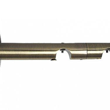 "Кронштейн прямой, составной, ""Глайдер"", двурядный, 19 мм"