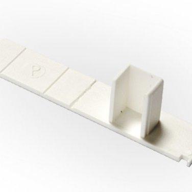 Заглушка торцевая для потолочных шин СМ
