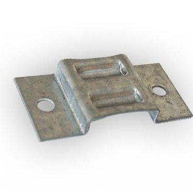 Пластина металлическая для кронштейнов на шину