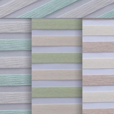 Two Color Stripes, w2526. Затемнение 40-50 %